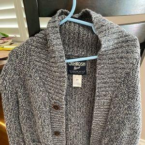 Oshkosh boy sweater